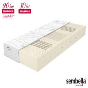 Materac lateksowy Hetman Aqua Sembella
